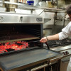 Pira charcoal oven, innovative, functional, easy to use, robust, and personalized attention.