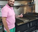 Customer satisfaction is our best guarantee, and PIRA barbecues leave everyone happy.