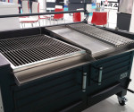 PIRA barbecues can also use our half-grid games.