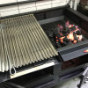 You can use the grooved grills also with our PIRA barbecues.