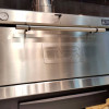 PIRA 120 SD, the biggest oven in the market without panoramic glass.