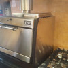 PIRA 90 SD can also be used with half grills and grooved grills.